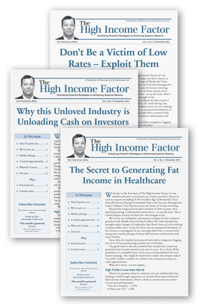 The High Income Factor